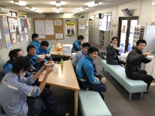 s_男飯(出勤前のエネルギーチャージ)
